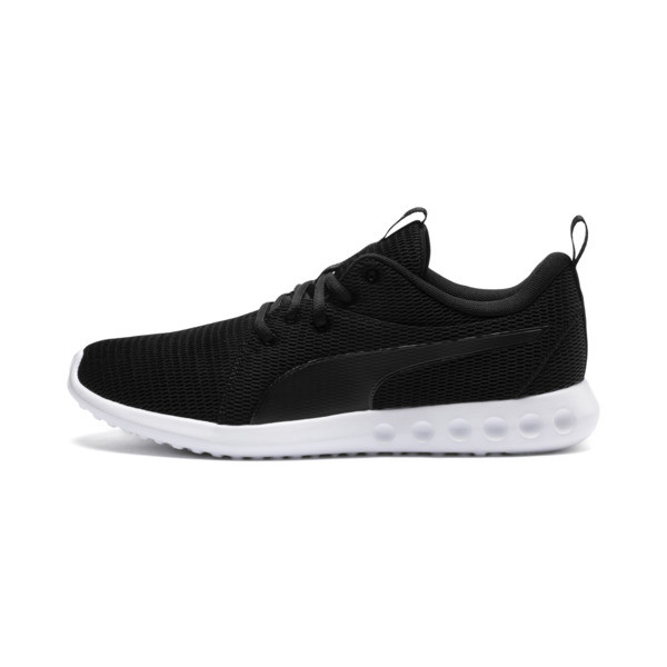 size 40 9c839 f4b47 Carson 2 New Core Men s Running Shoes, Puma Black-Puma White, large