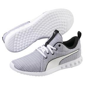 Thumbnail 2 of Carson 2 New Core Men's Running Shoes, White-White-Black, medium