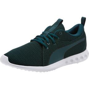 Thumbnail 1 of Carson 2 New Core Men's Running Shoes, Ponderosa Pine-Puma White, medium