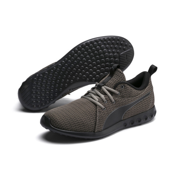 Carson 2 New Core Men's Running Shoes, Charcoal Gray-Puma Black, large