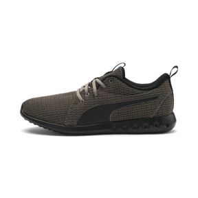 Thumbnail 1 of Carson 2 New Core Men's Running Shoes, Charcoal Gray-Puma Black, medium