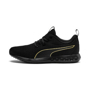 Thumbnail 1 of Carson 2 New Core Women's Training Shoes, Puma Black-Puma Black, medium