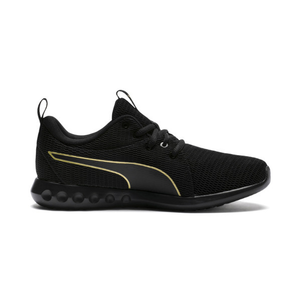Carson 2 New Core Women's Training Shoes, Puma Black-Puma Black, large