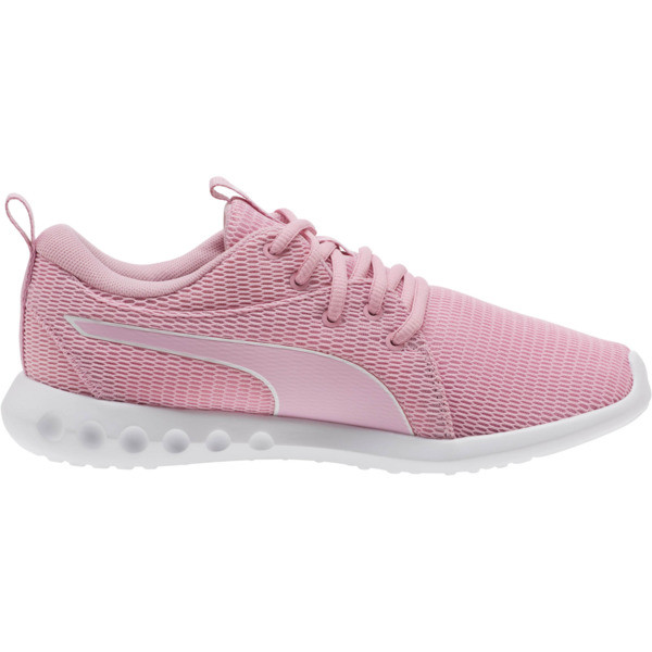 Carson 2 New Core Women's Training Shoes, Pale Pink-Puma White, large