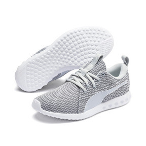 Thumbnail 3 of Carson 2 New Core Women's Training Shoes, Grey Dawn-Puma Black, medium