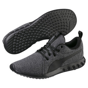 Thumbnail 2 of Carson 2 Knit Men's Training Shoes, Puma Black-Puma Black, medium