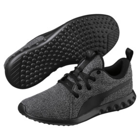 Thumbnail 2 of Carson 2 Knit Women's Running Shoes, Puma Black-Puma Black, medium