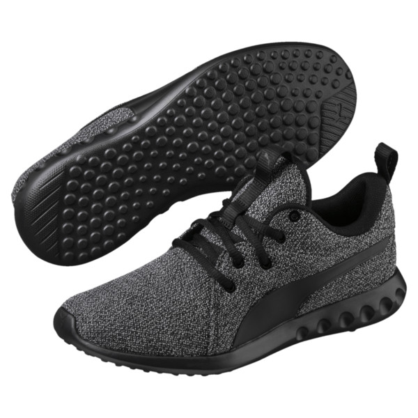 Carson 2 Knit Women's Running Shoes, Puma Black-Puma Black, large