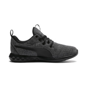 Thumbnail 5 of Carson 2 Knit Women's Running Shoes, Puma Black-Puma Black, medium