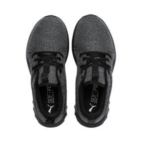 Thumbnail 6 of Carson 2 Knit Women's Running Shoes, Puma Black-Puma Black, medium