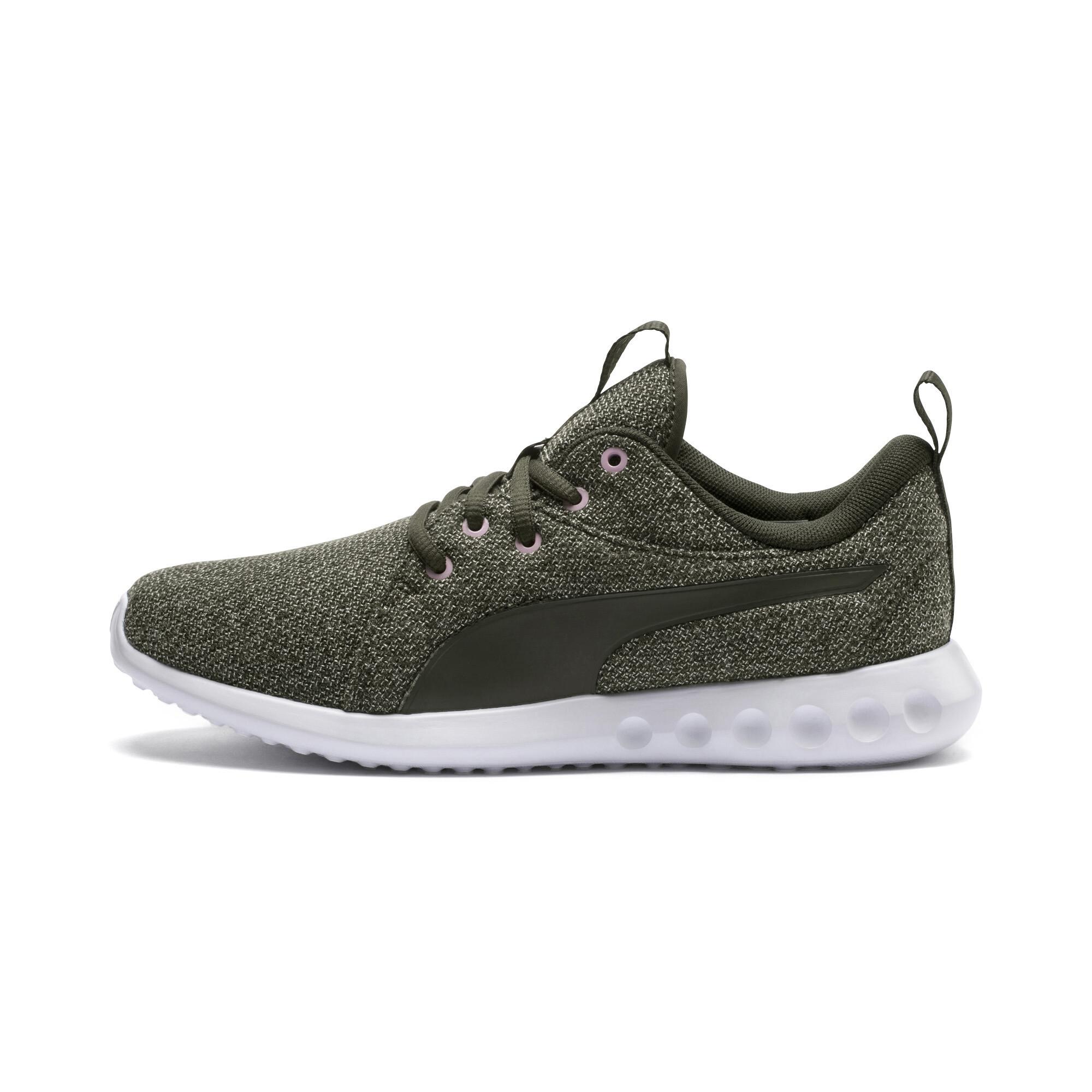 PUMA-Carson-2-Knit-Women-039-s-Running-Shoes-Women-Shoe-Running thumbnail 10
