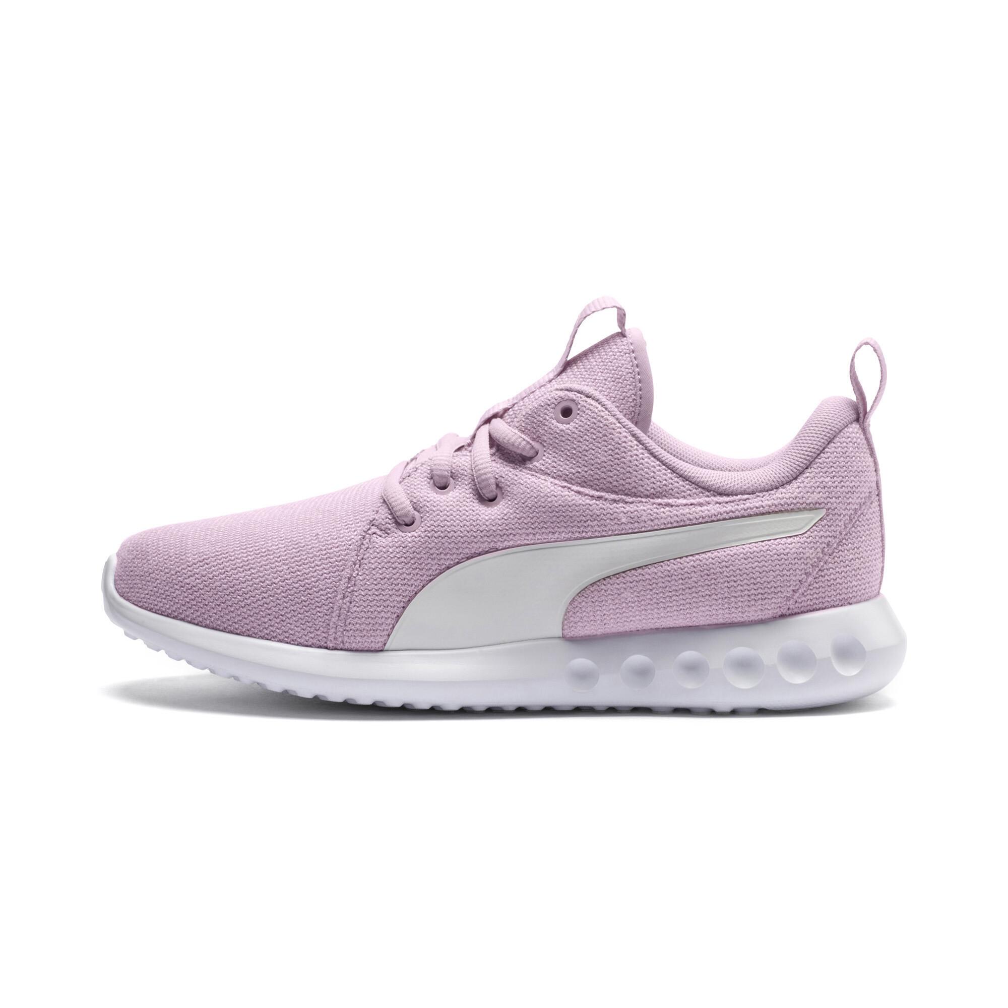 PUMA-Carson-2-Knit-Women-039-s-Running-Shoes-Women-Shoe-Running thumbnail 4