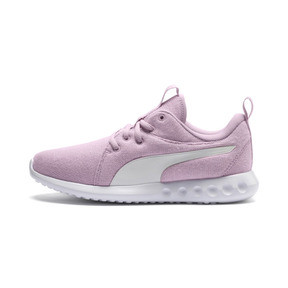 Thumbnail 1 of Carson 2 Knit Women's Running Shoes, Winsome Orchid-Puma White, medium