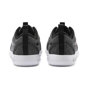 Thumbnail 3 of Carson 2 Knit Women's Running Shoes, Puma Black-Puma White, medium
