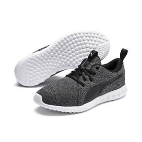 Thumbnail 2 of Carson 2 Knit Women's Running Shoes, Puma Black-Puma White, medium