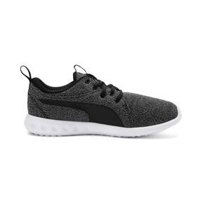 Thumbnail 5 of Carson 2 Knit Women's Running Shoes, Puma Black-Puma White, medium