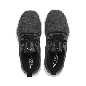 Thumbnail 6 of Carson 2 Knit Women's Running Shoes, Puma Black-Puma White, medium