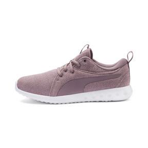 Thumbnail 1 of Carson 2 Knit Women's Running Shoes, Elderberry-Puma White, medium
