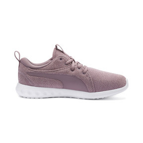 Thumbnail 5 of Carson 2 Knit Women's Running Shoes, Elderberry-Puma White, medium
