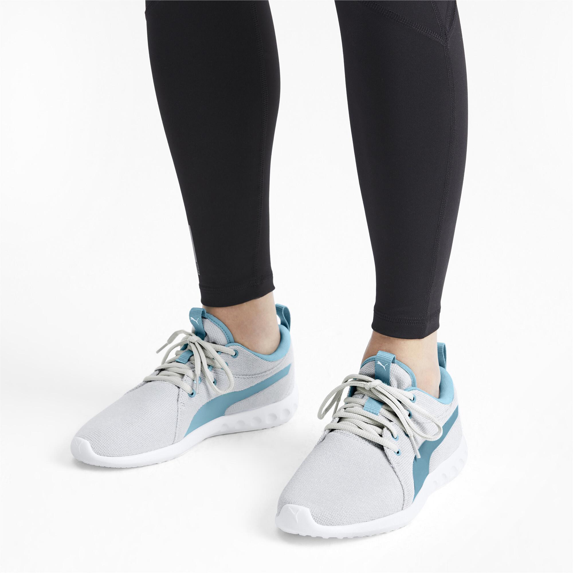 PUMA-Carson-2-Knit-Women-039-s-Running-Shoes-Women-Shoe-Running thumbnail 34