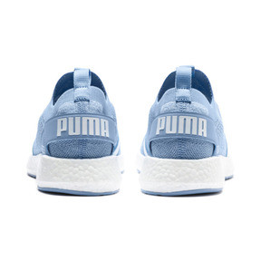 Thumbnail 4 of NRGY Neko Engineer Knit Women's Training Shoes, CERULEAN-Puma White, medium