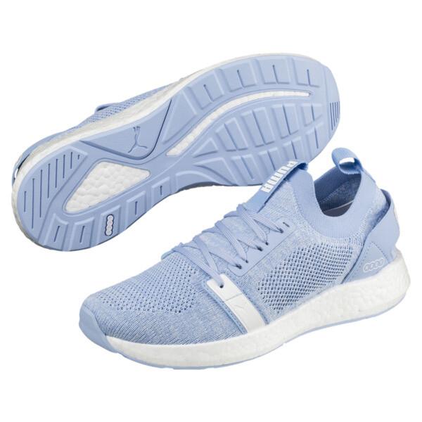 NRGY Neko Engineer Knit Women's Training Shoes, CERULEAN-Puma White, large