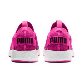 Thumbnail 4 of NRGY Neko Engineer Knit Women's Training Shoes, KNOCKOUT PINK-Puma Black, medium
