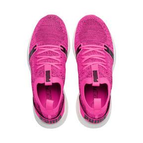 Thumbnail 6 of NRGY Neko Engineer Knit Women's Training Shoes, KNOCKOUT PINK-Puma Black, medium