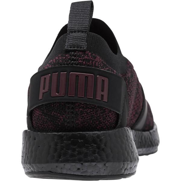 NRGY Neko Engineer Knit Women's Training Shoes, Puma Black-Fig, large