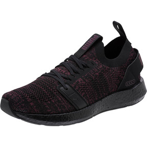 Miniatura 1 de Zapatos para correr NRGY Neko Engineer Knit para mujer, Puma Black-Fig, mediano
