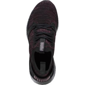 Thumbnail 5 of NRGY Neko Engineer Knit Women's Training Shoes, Puma Black-Fig, medium