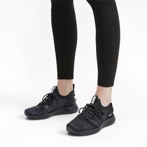 Miniatura 3 de Zapatos para correr NRGY Neko Engineer Knit para mujer, Puma Black-Puma Black, mediano