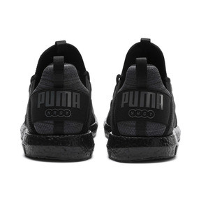 Thumbnail 4 of Mega NRGY Heather Knit Men's Running Shoes, Iron Gate-Puma Black, medium