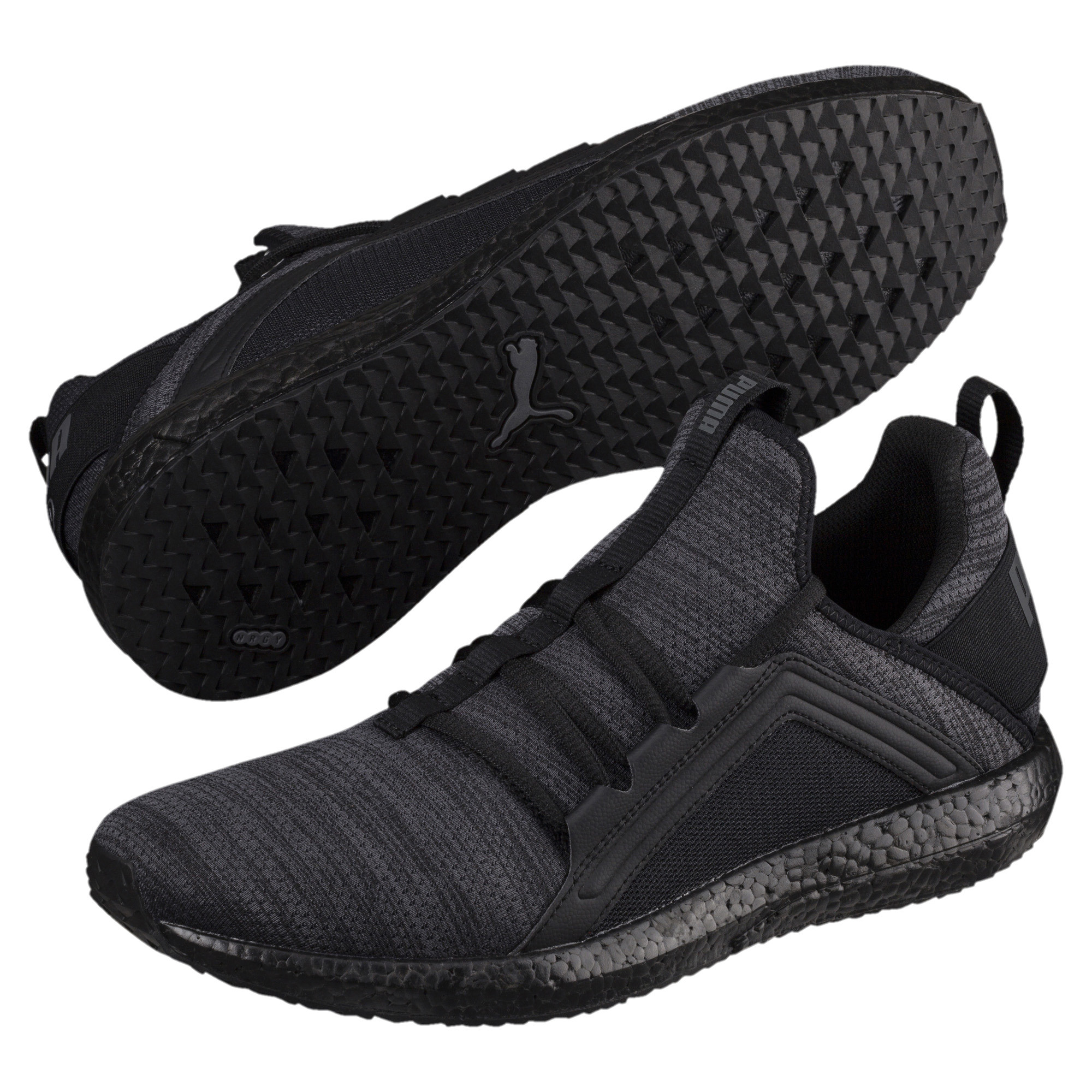 Zapatillas de running Mega Energy Heather Knit para hombre