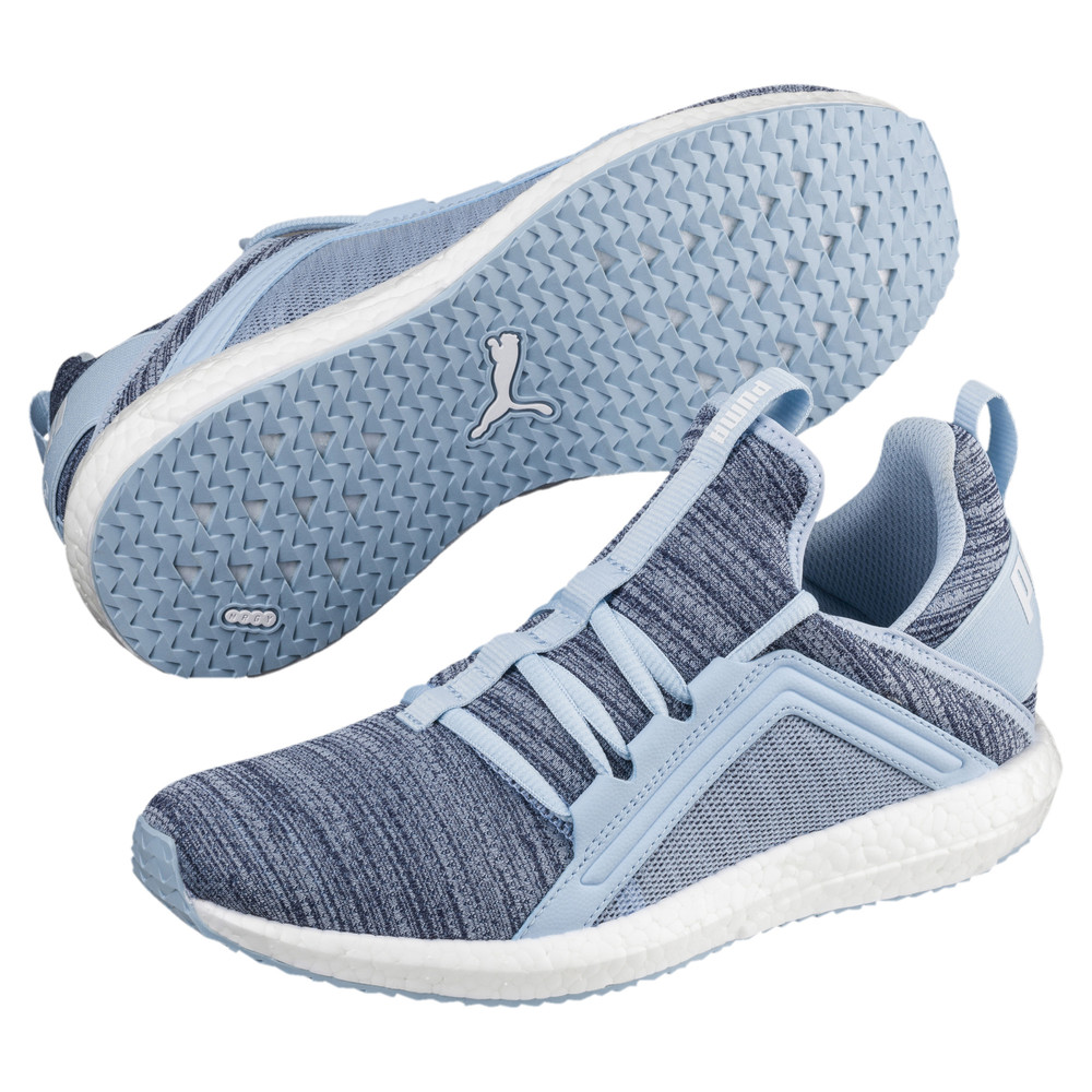 Image PUMA Mega Energy Heather Knit Women's Running Shoes #2