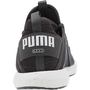 Thumbnail 4 of Mega NRGY Heather Knit Women's Running Shoes, Pomegranate-Iron Gate, medium