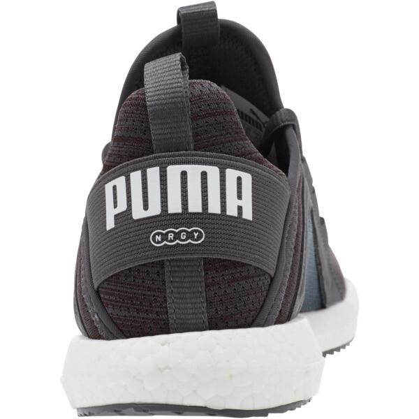 Mega NRGY Heather Knit Women's Running Shoes, Pomegranate-Iron Gate, large