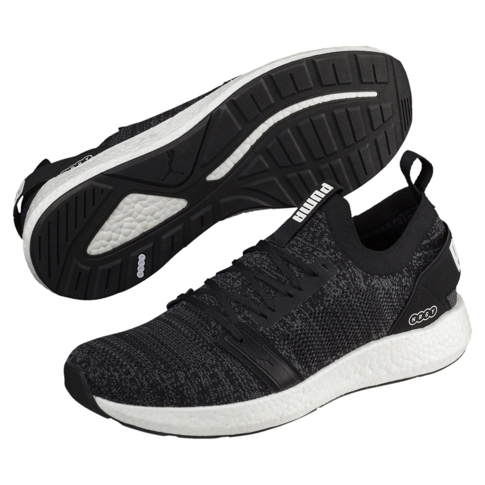 Image Puma NRGY Neko Men's Engineer Knit Running Shoes #2