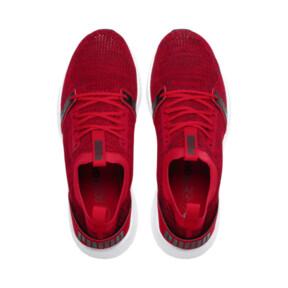 Thumbnail 6 of NRGY Neko Engineer Knit Men's Running Shoes, Ribbon Red-White-Black, medium