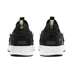 Thumbnail 4 of NRGY Neko VT Wns, Puma Black-Metallic Gold, medium