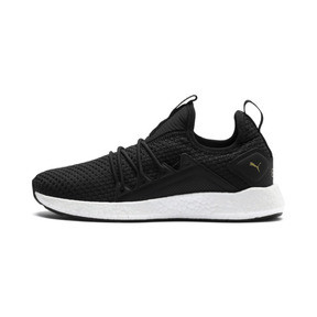 Thumbnail 1 of NRGY Neko VT Wns, Puma Black-Metallic Gold, medium
