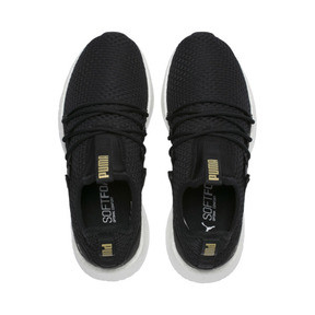 Thumbnail 6 of NRGY Neko VT Wns, Puma Black-Metallic Gold, medium