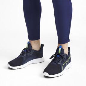 Thumbnail 3 of NRGY Dynamo Futuro Men's Running Shoes, Peacoat-Puma White, medium