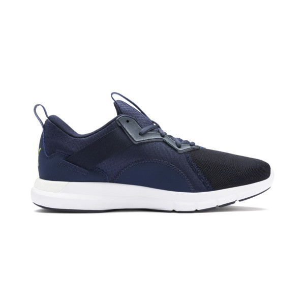 NRGY Dynamo Futuro Men's Running Shoes, Peacoat-Puma White, large