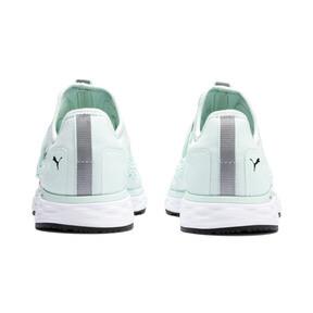 Thumbnail 4 of SPEED 600 FUSEFIT Women's Running Shoes, Fair Aqua-Puma White, medium
