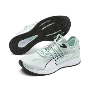 Thumbnail 3 of SPEED FUSEFIT Women's Running Shoes, Fair Aqua-Puma White, medium