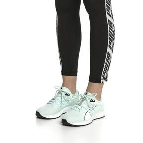 Thumbnail 2 of SPEED 600 FUSEFIT Women's Running Shoes, Fair Aqua-Puma White, medium