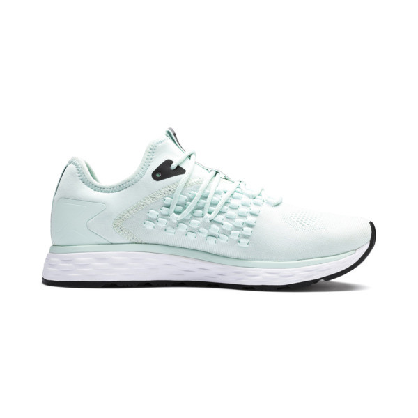 SPEED FUSEFIT Women's Running Shoes, Fair Aqua-Puma White, large