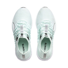 Thumbnail 7 of SPEED FUSEFIT Women's Running Shoes, Fair Aqua-Puma White, medium
