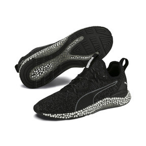 Thumbnail 2 of HYBRID Runner Men's Running Shoes, Puma Black-Iron Gate, medium